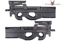 King Arms FN P90 Tactical SMG AEG Ultra Grade (Black)