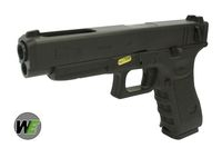 WE Metal Slide G35 GBB Pistol Full Auto Version (Black)