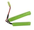 Cool 8.4v 900mAh Battery (Ni-MH)(Two Stick Type)( Mini Plug)