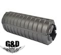 G&D 160mm Polymer M4A1 Handguard for M4 AEG- Black