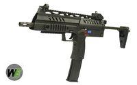 WE SMG-8 GBB ; A&K PKM Real Wood AEG ; WE BULLDOG Px4 GBB WE-GBB-SMG-8-BK-1