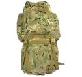 Military Expedition Huge Tactical Patrol 65L Backpack (Multicam)
