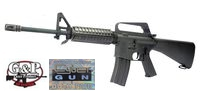 G&P Metal M655 Carbine AEG (Black)