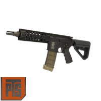 Magpul PTS X G&P Metal Aggressor-T Assault Rifle AEG (Black)