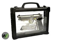 WE Metal New System M9A1 GBB Pistol Semi&Auto Ver (w/ Case, SV)