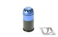 Classic Army Metal 72rds 40mm Gas Grenade Shell (Blue)