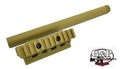 G&P Medium Full Rail Fore Arm Set B for G&P M870 Series (Sand)