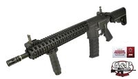 G&P Metal WOC M4 Carbine V5 GBB (Black)