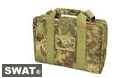 SWAT Cordura MP7 SMG Carry Case (Kryptek Mandrake)
