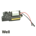WELL Gearbox for WELL R4 MP7A1 SMG AEG