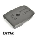 DYTAC CNC Aluminum Magazine Base for WE M&P GBB Pistol