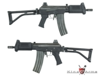 King Arms GALIL Micro Assault Rifle Non-blowback Version AEG