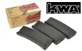 KWA 38 Rounds Gas PMAG for LM4 GBB Rifle 3 pcs box set (Black)