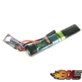 BOL 7.4V 20C 1400mAh LiPo Battery(Sell for local only,Mini Plug)