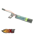 BOL 7.4V 20C 1300mAh LiPo Battery(Sell for local only,Mini Plug)