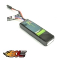 BOL 7.4V 20C 2400mAh LiPo Battery(Sell for local only,Mini Plug)