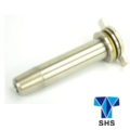 SHS Steel Spring Guide for Version 3 Gearbox AEG (Silver)