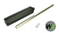 WE Aluminum Universal Pistol Silencer w/6.03mm Inner Barrel kit