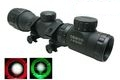 2-6x32A0 Red/Green Illuminated Range Rifle Scope