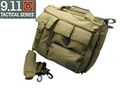 9.11 Tactical Series Multi-Purpose Utility Briefcase Bag - CB