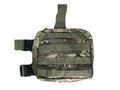 Military Universal Leg Bag with 3 Magazine Pouch -Multicam CP