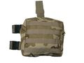 Military Universal Leg Bag with Triple Magazine Pouch - DC