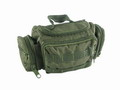 MOLLE Assault bag with 2 Take off Side Pouches -OD