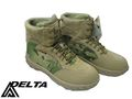 DELTA Multi Camouflage Tactical Boots - Multicam