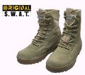S.W.A.T. US SWAT Original Action Tactical Boot - Coyote Brown