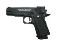 (D1) PANTHER CAL.45 Hop-UP Full Metal Version Spring GUN Pistol