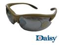 Daisy C3 Polycarbonate Eye Protection Glasses (4 Lens) -CB