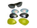Daisy C4 Polycarbonate Protection Glasses +4 Lens CB