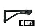 D-BOYS M Metal Folding Stock