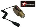 EAIMING QD M6 LED Flash Light & Laser Sight -CB