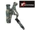 "EAIMING Elastic Cord QR 1"" Single point Rifle Sling - ACU"