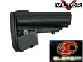 ELEMENT VLTOR Enhanced Modstock AEG RIFLE EMOD Stock -BK