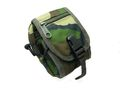 Tactical Gear MOLLE Pouch Bag  -  Woodland Camouflage WC