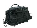 MOLLE II SYSTEM 3-ways Day DUTY Patrol Gear Bag - BK