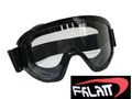 FYLAN X500 Tactical Goggle Clear Lens- Black