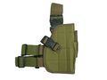 Universal Tactical Pistol Right Leg Holster - CB