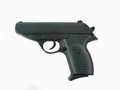 (P0688) HENG KAI Hop-UP Full Metal Version Spring GUN Pistol