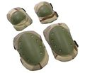 US Tactical Elbow & Knee Full Set Desert Pads - DC