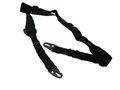 Universal 2-Point Bunch Rifle Sling - Black