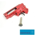 Army Force CNC QD Gearbox for version 2 Gearbox (Rear line,red)