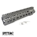 DYTAC G Style 9.5 inch Rail for PTW MK4 (Black)