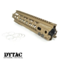 DYTAC G Style SMR 9.5 inch Rail for PTW MK4 (Dark Earth)
