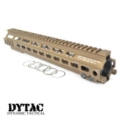 DYTAC G Style SMR 9.5 inch Rail for PTW MK5 (Dark Earth)