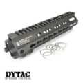 DYTAC G Style SMR 9.5 inch Rail for Tokyo Marui MK5 (Black)