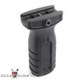 King Arms Training Weapon System Front Grip (Black)