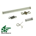 Real Sword Gearbox spring set for Real Sword SVD AEG